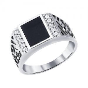 Мужские перстни: серебро подойдет для них идеально | 300x300